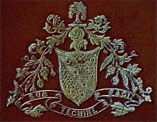 Beaufoy, Henry Benjamin Hanbury (1785 - 1851) (Stamp 1)