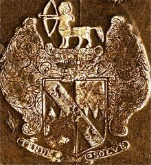 Benlowes, Edward (1603 - 1676) (Stamp 1)