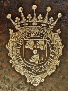 Bennet, Henry, 1st Earl of Arlington (1618 - 1685) (Stamp 1)