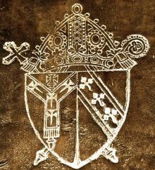 Benson, Edward White, Archbishop of Canterbury (1829 - 1896) (Stamp 1)
