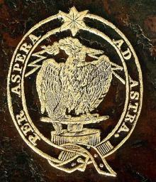 Benzon, Ernst Leopold Schlesinger (Stamp 1)