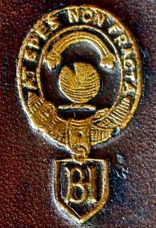 Beresford-Hope, Alexander James Beresford (1820 - 1887) (Stamp 2)