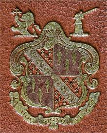 Berry, William (1774 - 1851) (Stamp 1)