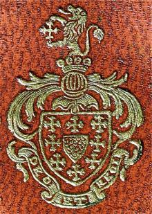 Bertram, Charles (1723 - 1765) (Stamp 1)