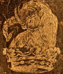 Betham, William, Sir (1779 - 1853) (Stamp 1)
