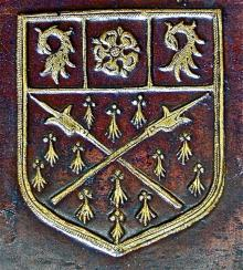 Bill, John (1576 - 1630) (Stamp 1)