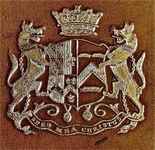 Bingham, George Charles, 3rd Earl of Lucan (1800 - 1888) (Stamp 1)