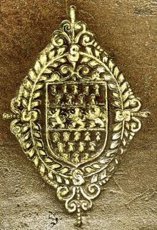 Blythe, John (1635)  (Stamp 3)