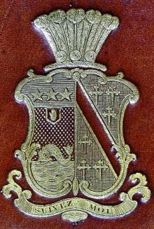 Borough, Richard, Sir, 1st Baronet (1756 - 1837) (Stamp 1)