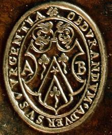 Bothwell, Adam, Bishop of Orkney (1527 - 1593) (Stamp 1)