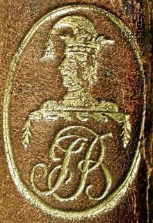 Boucher, Jonathan (1738 - 1804) (Stamp 2)