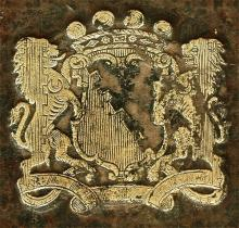 Boyle, Henry, Baron Carleton (Stamp 1)