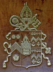 Brasenose College Oxford (Stamp 1)