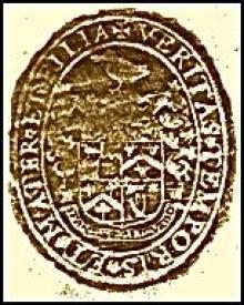 Brassey, Henry (Stamp 1)