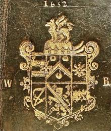 Brereton, William, Sir, 1st Baronet (1604 - 1661) (Stamp 1)