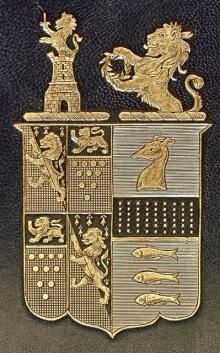 Bridgeman-Simpson, Henry (1795 - 1873) (Stamp 1)