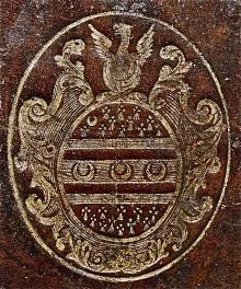 Bristowe, Samuel (1658 - 1740) (Stamp 1)