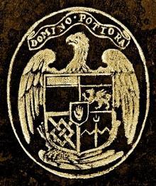 Browne, Richard, Sir, Baronet (1605 - 1683) (Stamp 1)