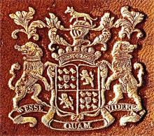 Brownlow, John, 1st Viscount Tyrconnel (1691 - 1754) (Stamp 1)