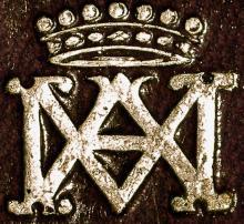 Brownlow, Marian, Viscountess Alford (1817 - 1888) (Stamp 1)