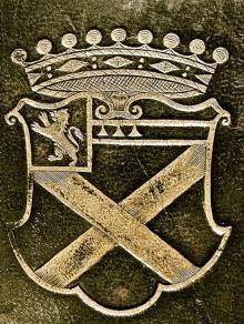 Bruce, Charles, 3rd Earl of Aylesbury (1682 - 1747) (Stamp 1)