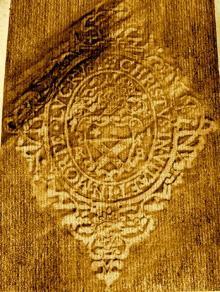 Bruce, R. (Stamp 1)