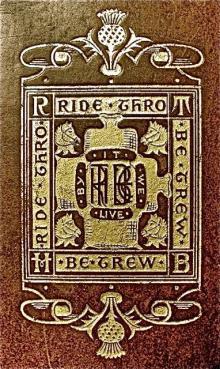Bruce, Robert Tyndall Hamilton (1847 - 1899) (Stamp 2)
