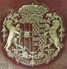 Brydges, James, 1st Duke of Chandos (1674 - 1744) (Stamp 1)