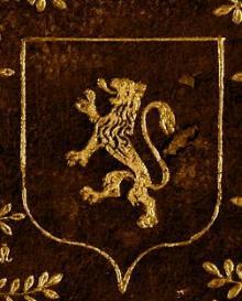 Buchanan, John (Stamp 1)