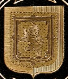 Buchanan, Thomas Ryburn (1846 - 1911) (Stamp 1)