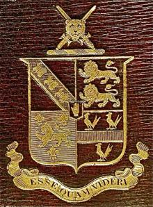 Bunbury, Henry Edward, Sir, 7th Baronet (1778 - 1860) (Stamp 1)