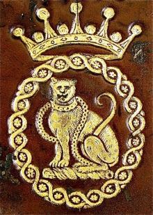 Burke, Richard, Earl of Clanricarde (Stamp 1)