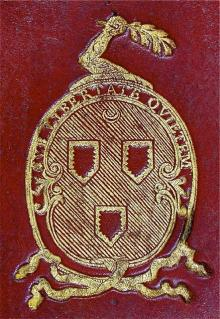 Burrell, William, Sir, 2nd Baronet (1732 - 1796) (Stamp 1)