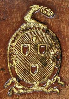 Burrell, William, Sir, 2nd Baronet (1732 - 1796) (Stamp 2)