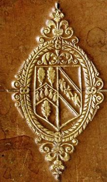Burwell, Jeffrey, Sir (1606 - 1684) (Stamp 1)