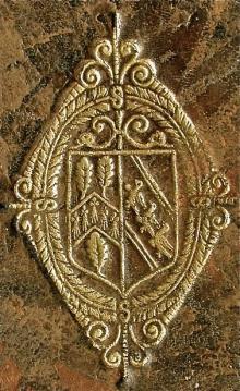 Burwell, Jeffrey, Sir (1606 - 1684) (Stamp 2)