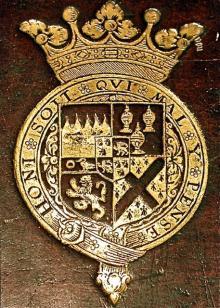 Butler, James, 1st Duke of Ormonde (1610 - 1688) (Stamp 1)