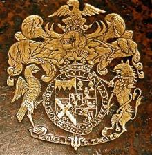 Butler, James, 1st Duke of Ormonde (1610 - 1688) (Stamp 2)