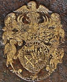 Butler, James, 1st Duke of Ormonde (1610 - 1688) (Stamp 3)