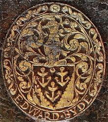 Byde, Edward, Sir (Stamp 1)