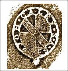 Caley, John (1763 - 1834) (Stamp 1)