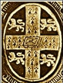 Cambridge University Press (16th century) (Stamp 3)
