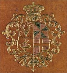 Campbell , John Frederick, 1st Earl Cawdor (1790 - 1860) (Stamp 1)