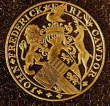 Campbell , John Frederick, 1st Earl Cawdor (1790 - 1860) (Stamp 3)