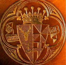 Campbell , John Frederick, 1st Earl Cawdor (1790 - 1860) (Stamp 4)