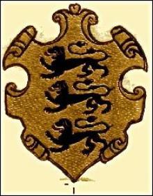 Carew, George, Earl of Totnes (1555 - 1630) (Stamp 1)