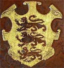 Carew, George, Earl of Totnes (1555 - 1630) (Stamp 2)