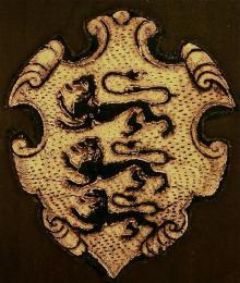 Carew, George, Earl of Totnes (1555 - 1630) (Stamp 3)