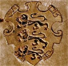 Carew, George, Earl of Totnes (1555 - 1630) (Stamp 4)