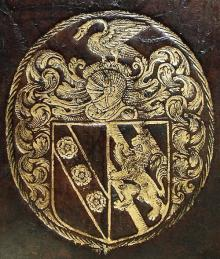 Carey, Allen (Stamp 1)